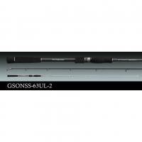 Спининг Graphiteleader SPADA GSONSS-63UL-2 1.9m 28-84gr