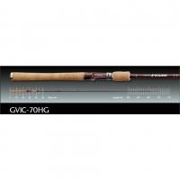 Спининг Graphiteleader VIGORE GVIC-70HG 2.13m. 156g