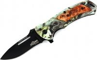 Нож перочинный Ground Zero Target Black