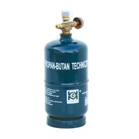 Газовые баллоны, Газовый баллон перезаправляемый BT-0,5 Camping cylinder (1,2L) (GZWM)