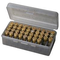 Кейс для патронов MTM Case-gard на 50 патронов кал 9мм; 38 Spec