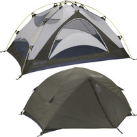 Палатка MARMOT Limelight 2P tent dark cedar-hatch