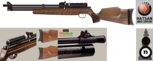 Hatsan, Пневматическая винтовка HATSAN  AT 44W-10 с насосом