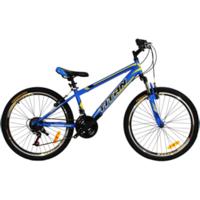 """Велосипед Titan Challenge Vbr 24"""" St черно-синий"""