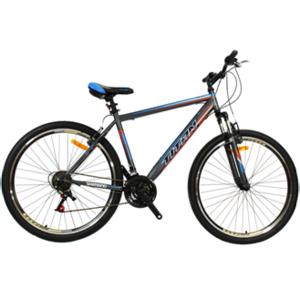 """Велосипеды Titan, Велосипед Titan Jaguar Vbr 27.5"""" St серо-красный"""