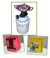 Газовые горелки, Горелка газовая НМ166-L1 «Юбочка»