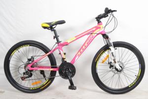 "Велосипеды Titan, Велосипед Titan XC2416 Vbr 24"" St бело-розовый"