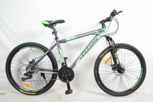 """Велосипеды Titan, Велосипед Titan XC2616 Vbr 26"""" St серо-салатовый рама 17"""