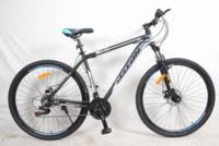 """Велосипед Titan X2716 Vbr 29"""" St черно-серый"""