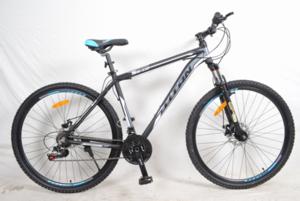 "Велосипеды Titan, Велосипед Titan X2716 Vbr 29"" St черно-серый"