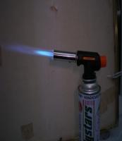Газовый резак с пьезоэлементом  HM166-P2