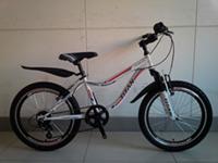 """Велосипед Titan Rocky boy Vbr 24"""" St бело-розовый"""