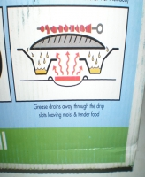 Грили и грилевые аксессуары, Гриль SG1075 для газовой плиты