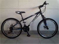 "Велосипед Titan Matrix Vbr 24"" St бело-белый"