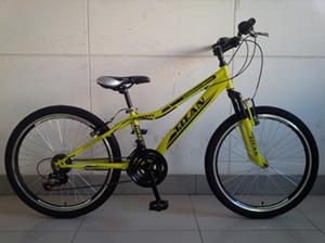 """Велосипеды Titan, Велосипед Titan Moon Vbr 24"""" St желто-черный"""