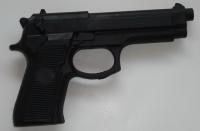 Пистолет TWT резиновый Е416
