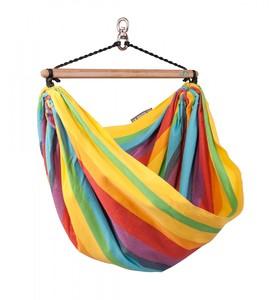 Гамаки, Детский подвесной гамак-палатка La Siesta Iri rainbow