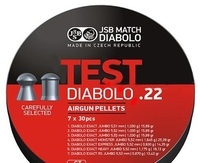 Пули JSB Diabolo Test 5.5мм