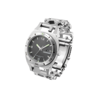 Часы Leatherman TREAD TEMPO Silver