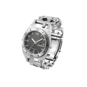 LEATHERMAN, Часы Leatherman TREAD TEMPO Silver