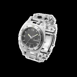 LEATHERMAN, Часы Leatherman TREAD TEMPO Silver