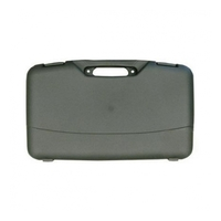 Кейс Mega line 50x30x8.5 пластиковый черный кодовый замок