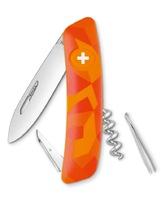 Нож Swiza C01 Orange Luceo