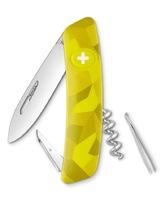 Нож Swiza C01 Yellow Velor