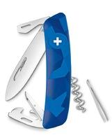 Нож Swiza C03 Blue Livor