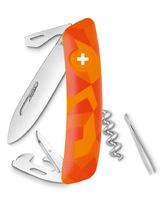 Нож Swiza C03 Orange Luceo