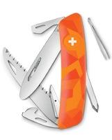 Нож Swiza J06 Orange Luceo