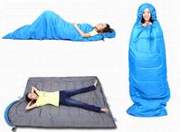 Спальный мешок KingCamp Oasis 300 R Blue