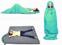 Спальный мешок KingCamp Oasis 300 L Green