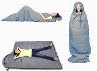 Спальный мешок KingCamp Oasis 300 L Grey