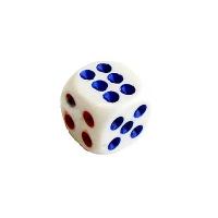 Дартс, покер, игры, Кубик игральный