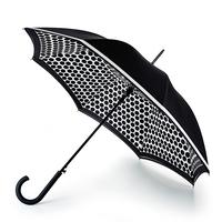 Женский зонт-трость Fulton Bloomsbury-2 Contrast Spot
