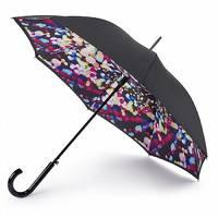 Женский зонт-трость Fulton Bloomsbury-2 Digital Lights