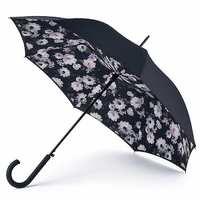 Женский зонт-трость Fulton Bloomsbury-2 Mono Bouquet