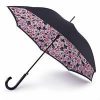 Женский зонт-трость Fulton Bloomsbury-2 Painted Roses