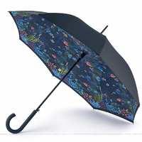 Женский зонт-трость Fulton Bloomsbury-2 Under The Sea