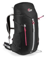 Lowe Alpine, Рюкзак Lowe Alpine AirZone ND 24 Black/Fuchsia
