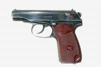 Макеты массогабаритные, ММГ пистолет Макарова