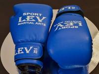 Перчатки боксерские LEV 12oz