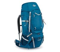 Рюкзак LOWE ALPINE Diran 65:75 Atlantic blue/Zinc