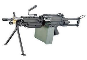 A&K, Пулемет A&K FN M249 PARA
