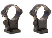 Быстросъемный кронштейн на раздельных основаниях Remington 700, кольца 25.4 мм