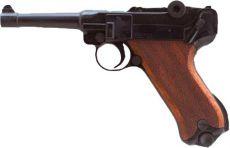 Стартовые пистолеты, ME Luger P-08 9 мм