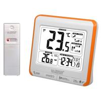 Метеостанции, Метеостанция La Crosse WS6811-White/Orange