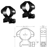 Крепления для прицелов, Аксессуары Hawke Кольца Precision 30mm/Weaver/High