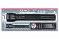 Фонарь MAGLITE 3D и АА Mini с 2 батарейками в блистере